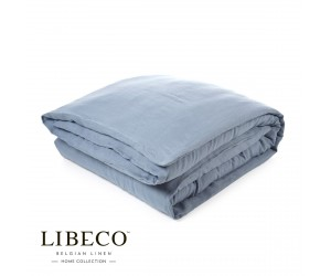 Libeco Bettwäsche Santiago old denim