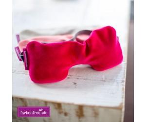 Farbenfreunde Wellnessbrille preiselbeer