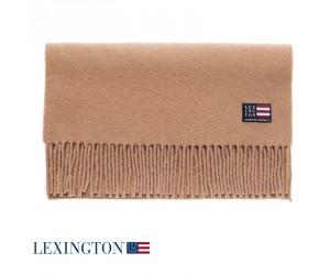 Lexington Schal Wool Massachusetts warm sand