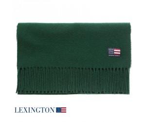Lexington Schal Wool Massachusetts pineneedle green