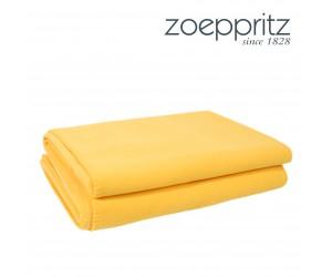 Zoeppritz Plaid Soft-Fleece corn