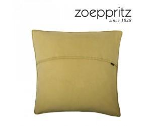 Zoeppritz Dekokissen Soft-Fleece caracuma-165