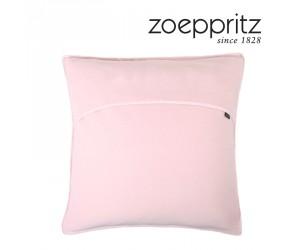 Zoeppritz Dekokissen Soft-Fleece rose-311
