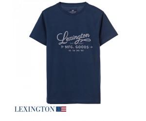 Lexington River Pyjama in blau multi