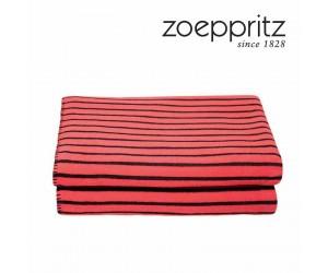 Zoeppritz Soft-Ice Decke dark chilli-281