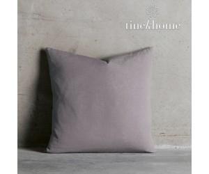 Tine K Home Dekokissenbezug Sign Shine grau/silber