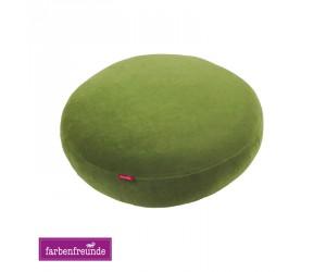 Farbenfreunde Stegkissen kresse (rund & rechteckig)