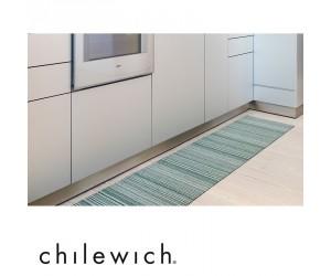 Chilewich Teppich Skinny Stripe spearmint