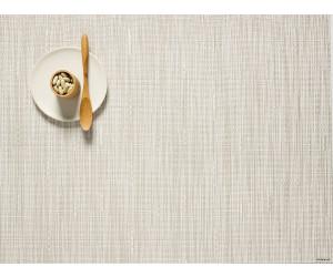 Chilewich Tischset Bamboo rechteckig coconut