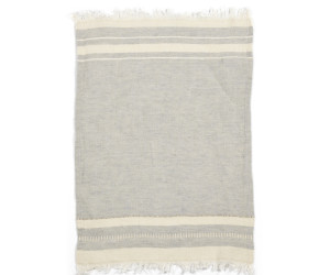 Libeco Leinen Small fouta  2er Pack The Belgian Towel Gent Stripe (35x50cm)