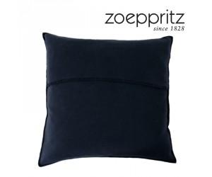 Zoeppritz Dekokissen Soft-Fleece marine