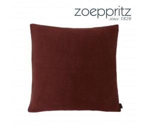 Zoeppritz Kissen Softy chocolate-870