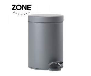 Zone Pedaleimer Solo grey