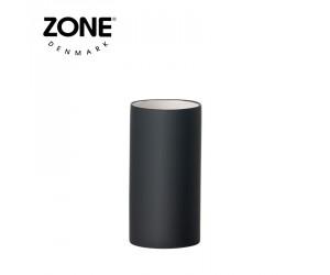 Zone Zahnputzbecher Solo black