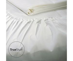TrueStuff Spannbettlaken für Matratzenhöhe 35 cm