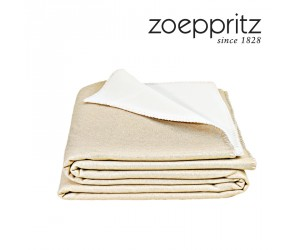Zoeppritz Decke Soft-Star gold-100
