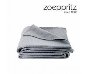 Zoeppritz Decke Soft-Star silber-900