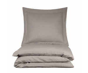 Passion for Linen Bettwäsche St. Remy taupe