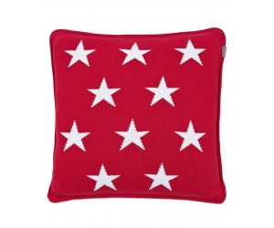 Gant Dekokissenbezug Summer Ten Star  rot