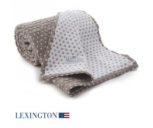 Lexington Tagesdecke Star beige