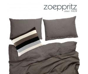 Zoeppritz Bettwäsche Stay dunkelgrau