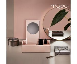 Mojoo Makeup-Lackbox powder rose