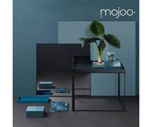 Mojoo Lacktablett rechteckig  medium moonlight blue