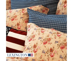Lexington Bettwäsche City Floral Sateen