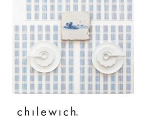 Chilewich Tischset Stitch lake