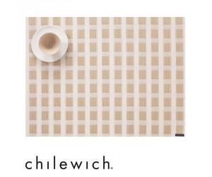 Chilewich Tischset Stitch gold