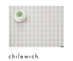 Chilewich Tischset Stitch jade