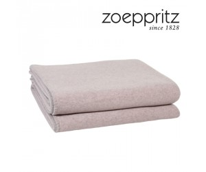 Zoeppritz Plaid Soft-Wool rose-310