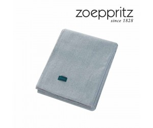 Zoeppritz Plaid Soft-Wool powder blue-505
