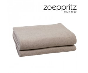 Zoeppritz Plaid Soft-Wool beige-820