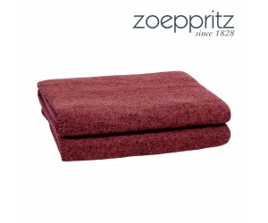 Zoeppritz Plaid Soft-Wool rot