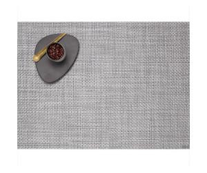Chilewich Tischset Basketweave rechteckig schattengrau -050 (36x48 cm)