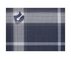 Chilewich Tischset Beam dunkelblau/weiß -002 (36x48cm)