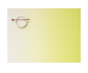 Chilewich Tischset Rechteckig Glow zitronengelb -005 (34,3x47cm)