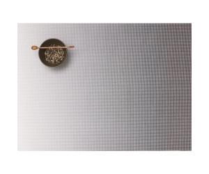 Chilewich Tischset Rechteckig Glow grau -004 (34,3x47cm)