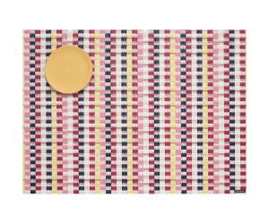 Chilewich Tischset Rechteckig Heddle Pansy -001 (36x48cm)