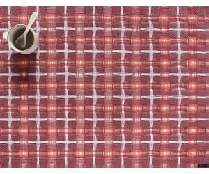 Chilewich Tischset Hopscotch rechteckig sangria
