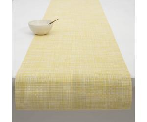Chilewich Tischläufer Mini Basketweave gelb -036 (33x178 cm)