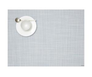 Chilewich Tischset Mini Basketweave rechteckig himmelblau -035(36x48 cm)