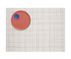 Chilewich Tischset Rechteckig Pop weiß/bunt -002 (36x48cm)