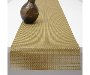 Chilewich Tischläufer Trellis gold -002 (36x183 cm)