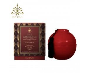 Panpuri Tea Ambiance Duftkerze Black Spice