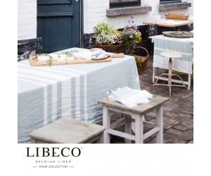 Libeco Tischdecke Tennesse Stripe