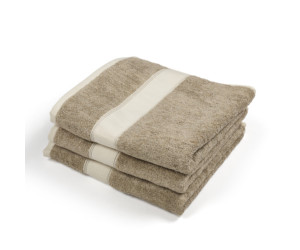 Libeco 2er Pack Terry Handtuch Simi flax (50x100)