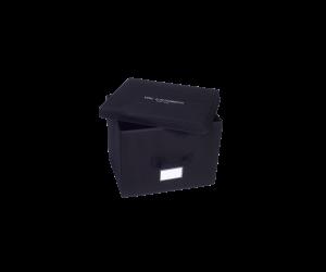 The Laundress Aufbewahrungsbox Large Storage Box black (38x33x28cm)
