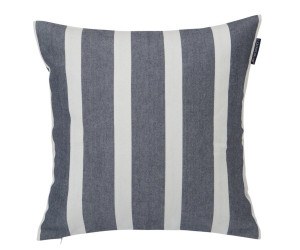 Lexington Dekokissen Wide Striped Sham blau (50x50cm)